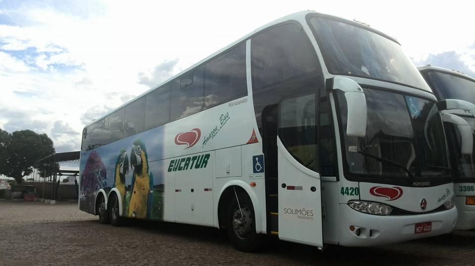 Автобус из Каракаса