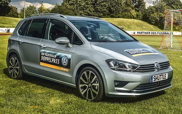 Seleção alemã de futebol: Mercedes-Benz é substituído por Volkswagen