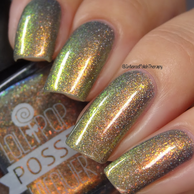 Lollipop Posse Lacquer W is for Winning
