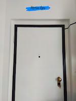 verniciare porte interne