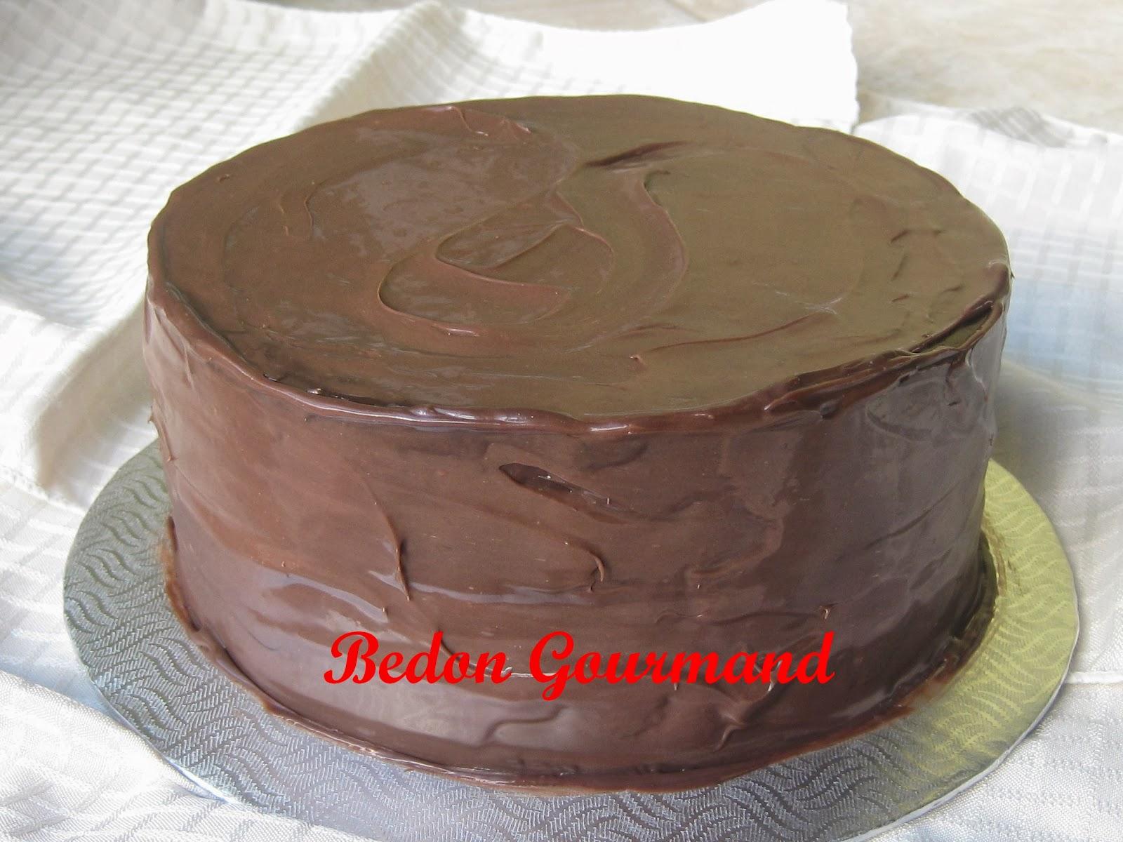 Gateau Au Chocolat Le Meilleur De Ricardo Bedon Gourmand