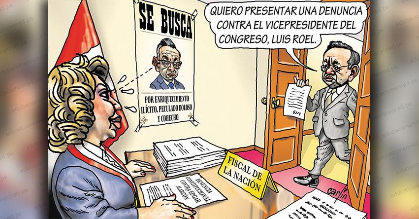 Carlincaturas Sábado 5 Diciembre 2020 - La República