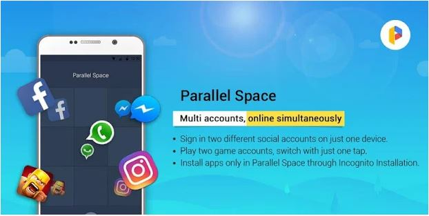 Download Parallel Space Pro MOD APK v4.0.8840 (MOD Premium) For Android 3