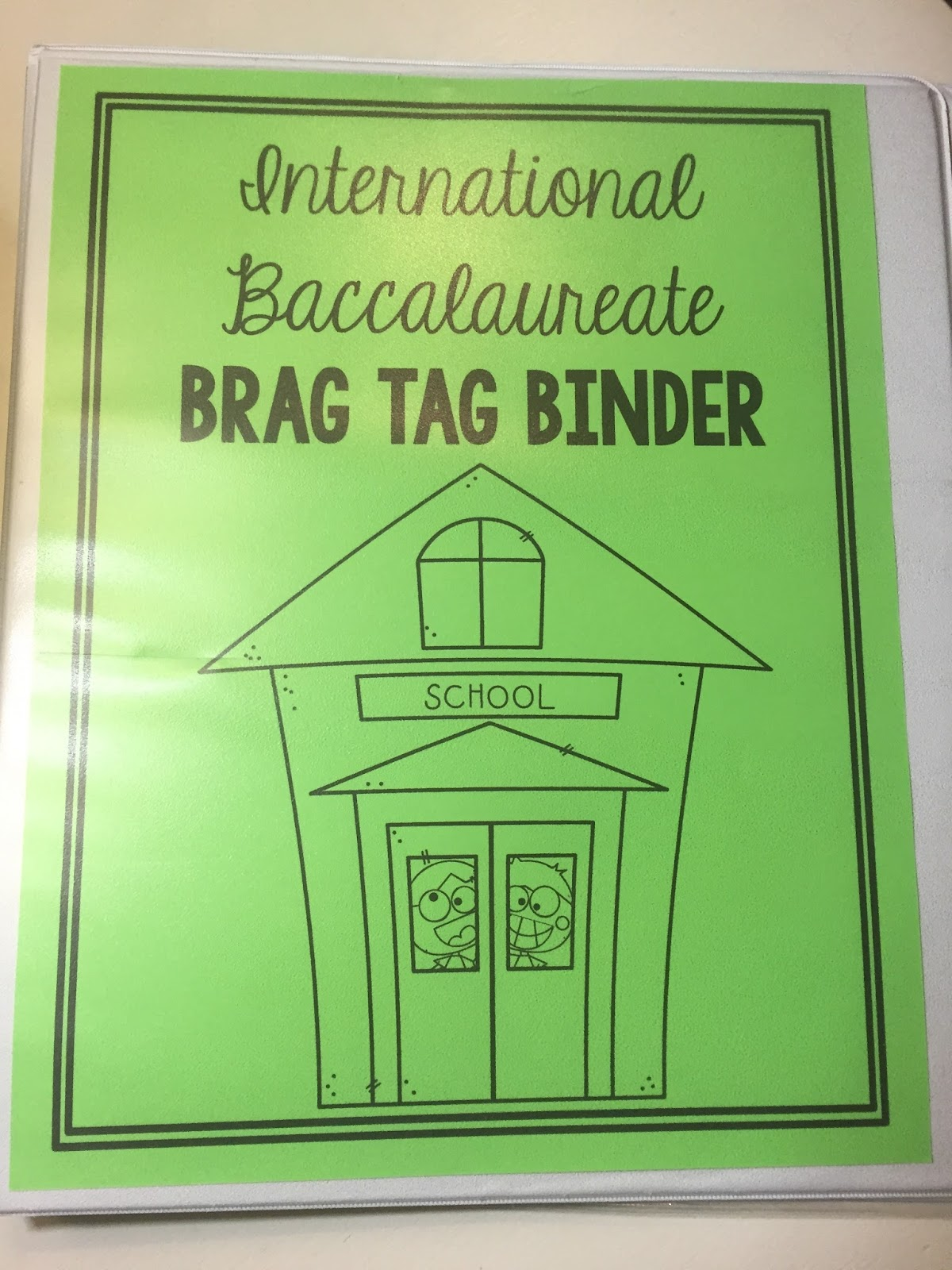 the classroom contessa brag tags international baccalaureate pyp