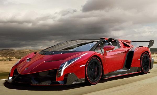 Ficha Técnica: Lamborghini Veneno Roadster