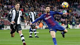 بث مباشر.. لمباراة برشلونة وليفانتي في لقاء حسم الليجا