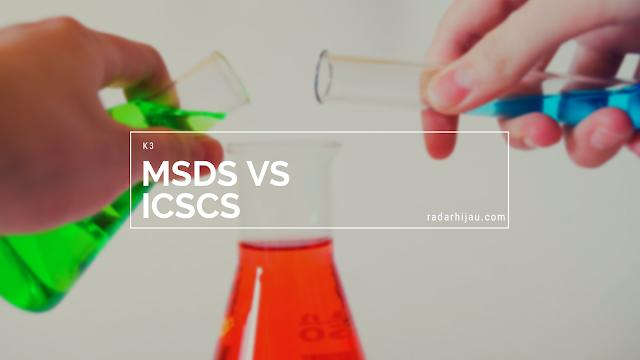 Msds vs icscs