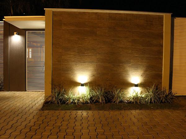 Pmarché diz-lhe como iluminar o exterior da sua casa