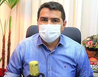 Devido avanço da covid 19 em Picuí, prefeito anuncia lockdown por dois dias no município