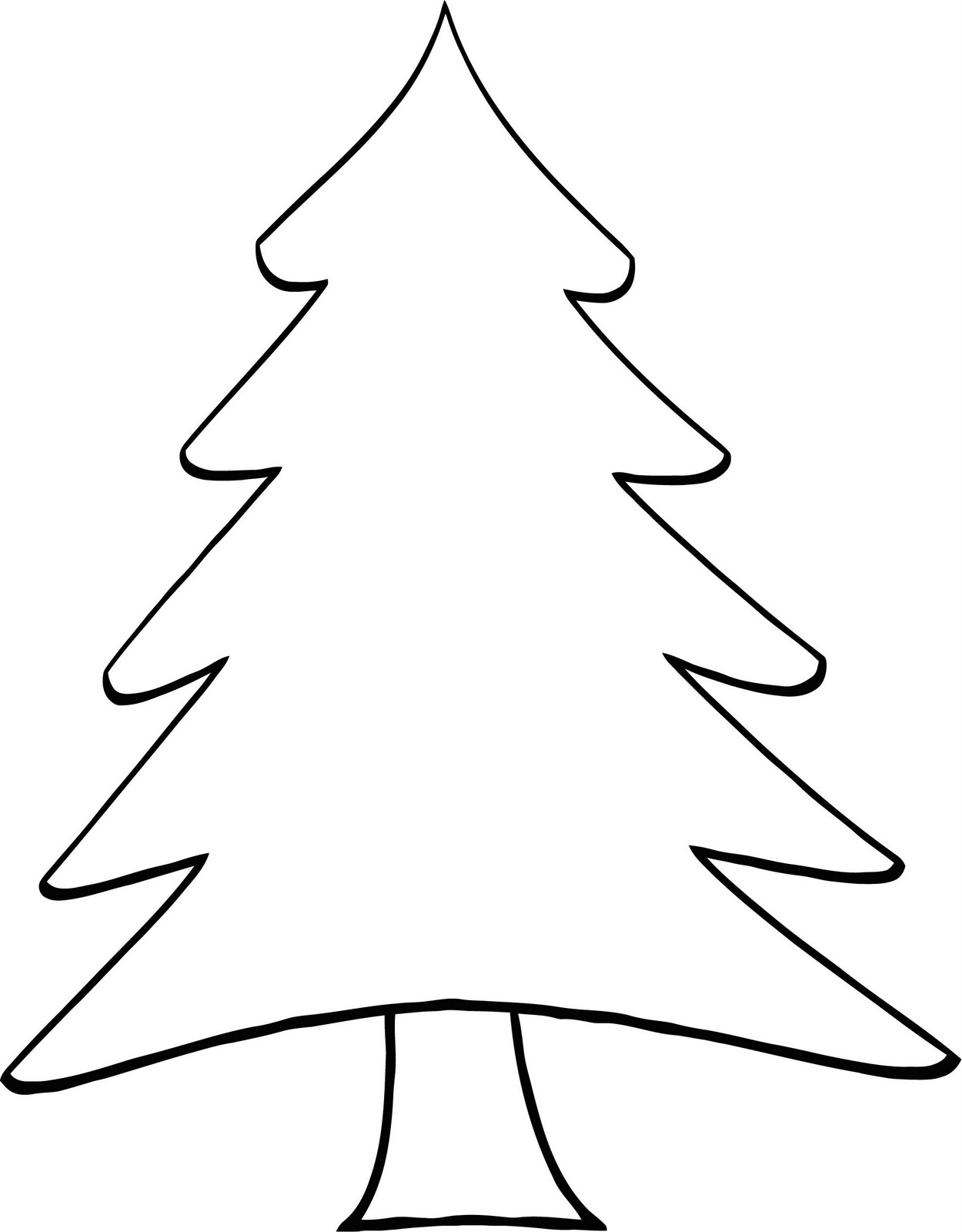 Pine Tree Drawings Sim...