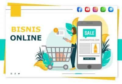 bisnis online -pengertian-manfaat-jenis-aplikasi-contoh bisnis online