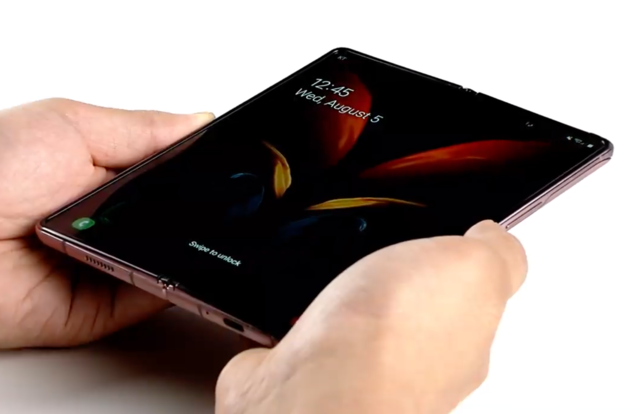 Samsung may launch in India soon affordable foldable phone, goes directly to support page