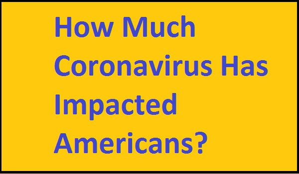 how-much-coronavirus-has-impacted-americans