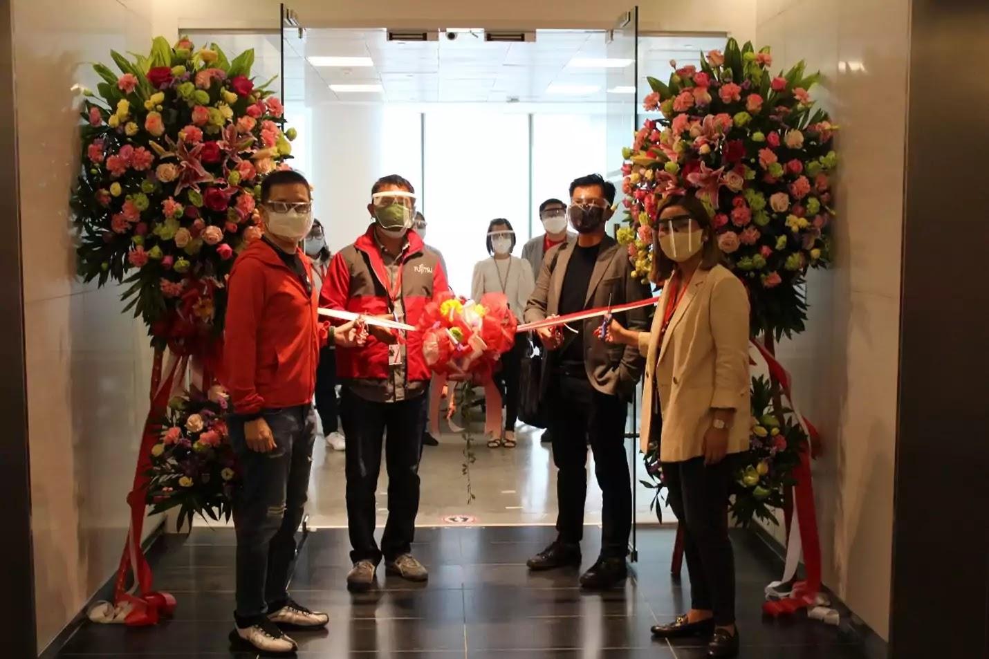 Fujitsu Philippines Modern HQ in Makati