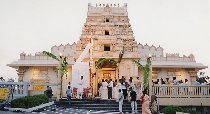 Why Footwear are not allowed inside the Hindu Temple?