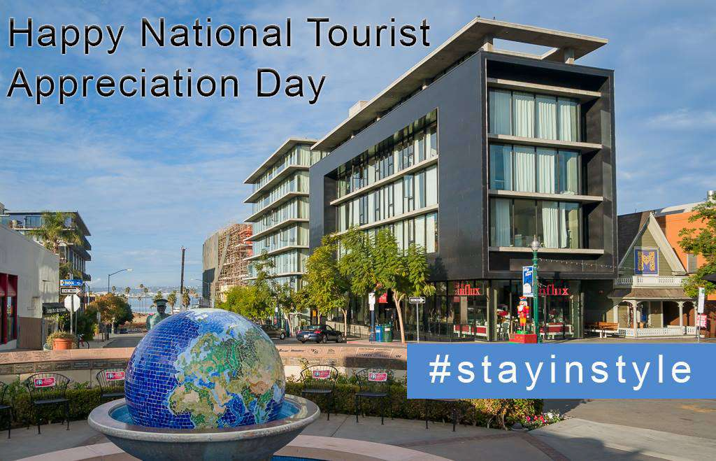 National Tourist Appreciation Day Wishes Images download