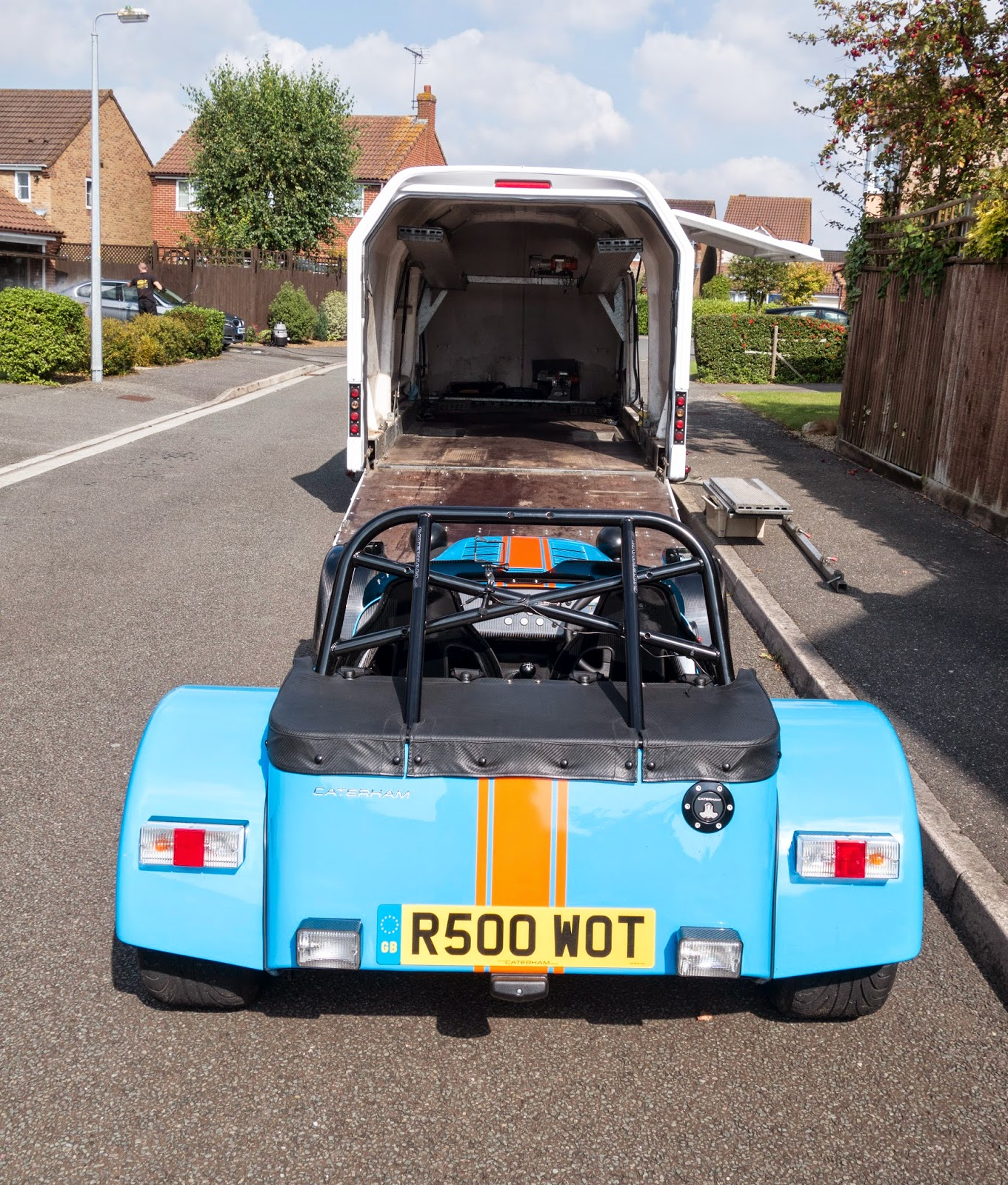 2018 Caterham Roadsport Racing Blog: 2014