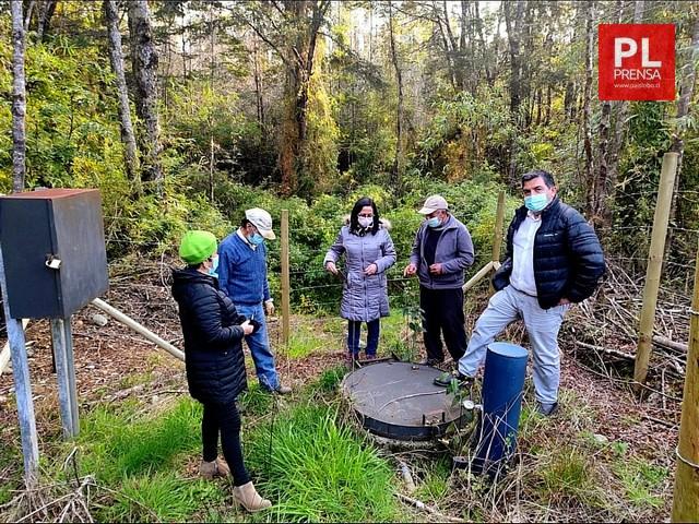 Proyecto de Agua Potable Rural