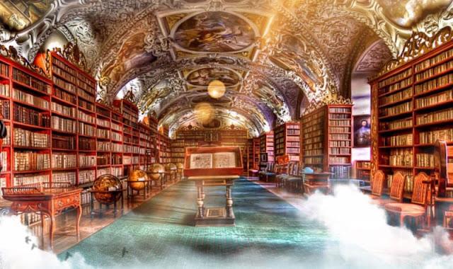 """Nhờ vào """"thư viện vũ trụ"""" ở không gian khác, các nhà tiên tri thấy trước tương lai?"""