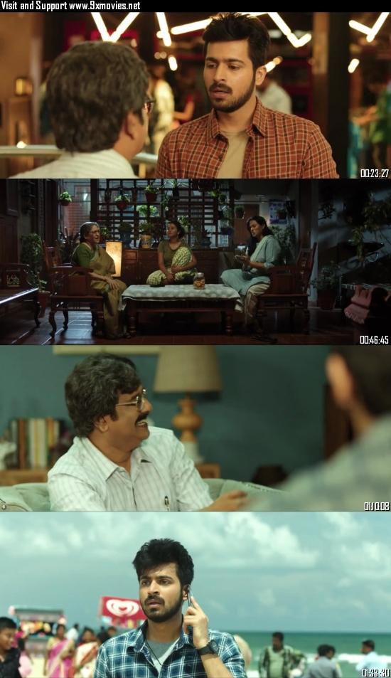 Dharala Prabhu 2020 Hindi Dubbed 720p HDRip 900MB