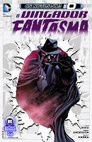 Os Novos 52! Trindade do Pecado: O Vingador Fantasma #0