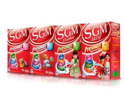 Mengintip Daftar Harga Susu SGM di Telunjuk, Anda Wajib Tahu