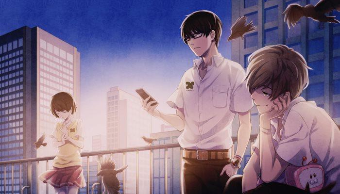 Wallpaper Anime Zankyou no Terror Part 1 - Download Batch
