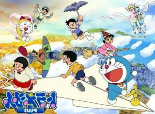 Gambar Doraemon dan Teman Teman nya 5
