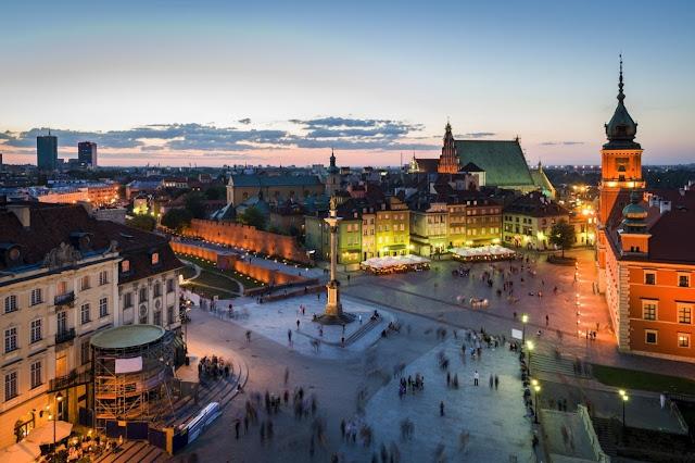 ¿Dónde alojarse barato en Polonia?