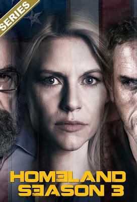 Homeland (TV Series) S03 DVD R1 NTSC Sub