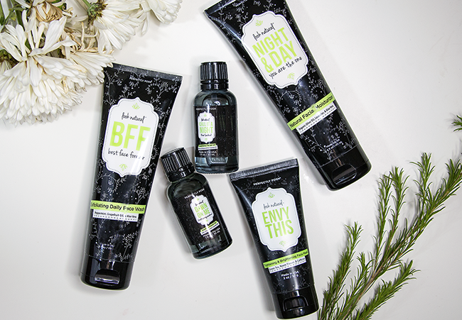 Perfectly Posh Look Natural Collection