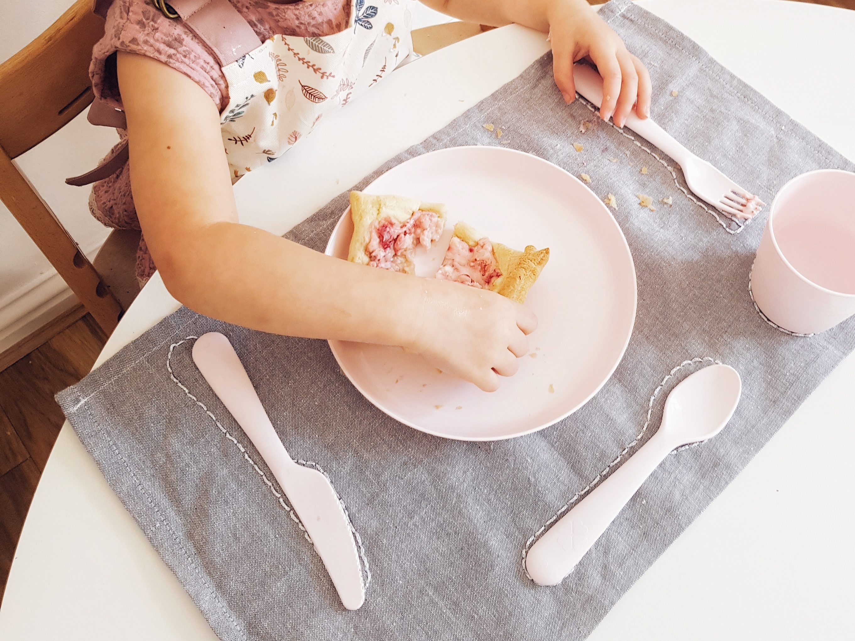 Handmade Montessori Table Mat