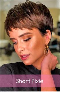 Short Pixie Hair 2020