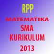 RPP Matematika SMA Kurikulum 2013 Revisi