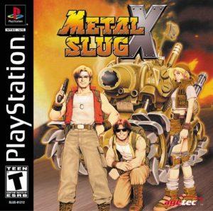 Download  Metal Slug X - Torrent (Ps1)