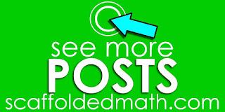 scaffoldedmath.com home page