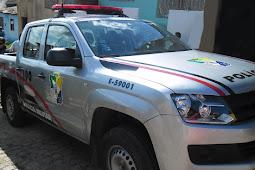 Homem é preso por roubo a carro em Laranjeiras