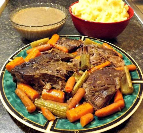 Home Sweet Homestead: Beef Pot Roast