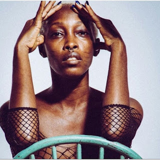 Nigerian Model With Tribal Marks, Adetutu Poses Completely Naked And Gives Reason [Photos]