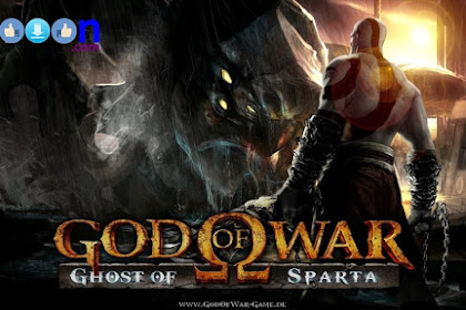 Free Download and Play Game God of War Ghost of Sparta for Computer or Laptop