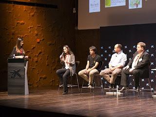 Debate inaugural del Smart Money Madrid 2016. EFE/José Carlos Pedrouzo