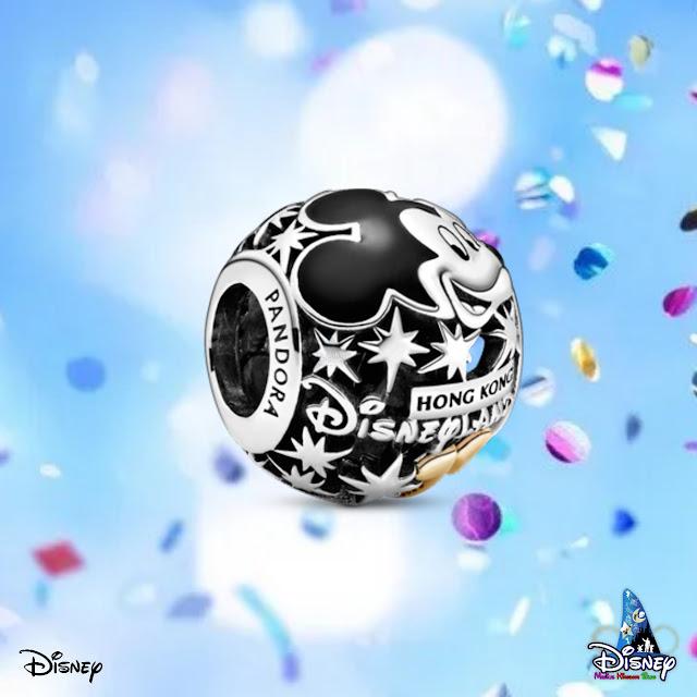 香港迪士尼樂園15週年米奇Pandora串飾現正接受網上訂購, Online-Order-Hong-Kong-Disneyland-15th-Anniversary-Mickey-Charm-by-Pandora-Jewelry
