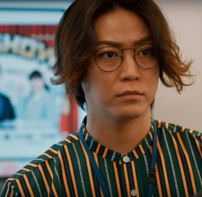 Stigmatized Properties (Jiko Bukken: Kowai Madori) film - Hideo Nakata - poster - Kazuya Kamenashi (KAT-TUN)