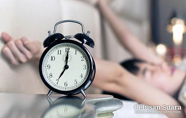 Bangun awal pagi