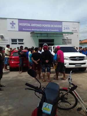 Urgente: Homem é baleado após tentativa de assalto na Zona Rural de Chapadinha.