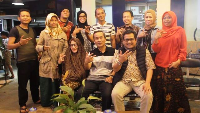Crew Radio RKSB Maja FM Bandung
