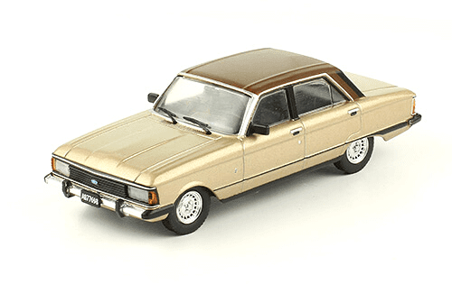 Ford Falcon Ghia 1982 1:43, autos inolvidables argentinos 80 90