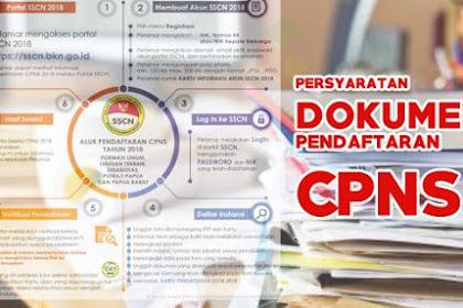 Ini Syarat CPNS 2019 yang Pendaftarannya Dibuka 11 November Tahun ini