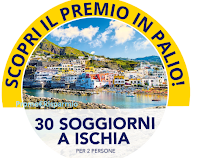 Logo Acqua Lete ''Sorsi di benessere'': vinci 30 soggiorni a Ischia