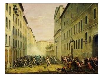 La journée des tuiles de Grenoble en 1788